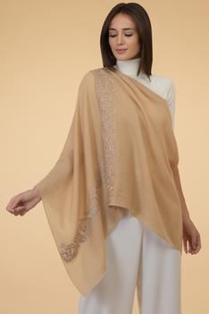 Embroidered Pashmina Stole