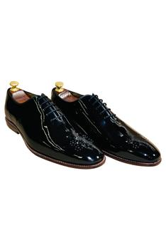 Handcrafted Brogues