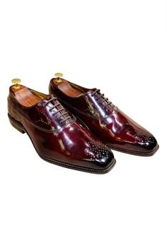 Handcrafted Derby Brogues