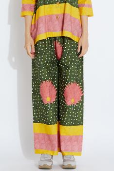 Cotton Printed Pant