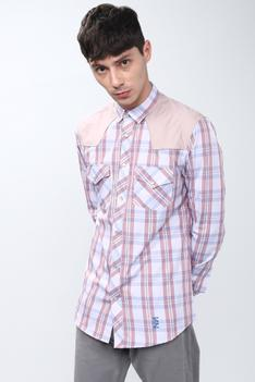 Checkered Slim Fit Shirt