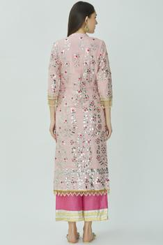 Embellished Kurta Set