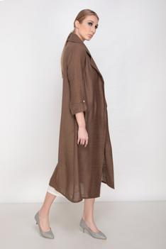 Organic Cotton Jumpsuit with Jacket