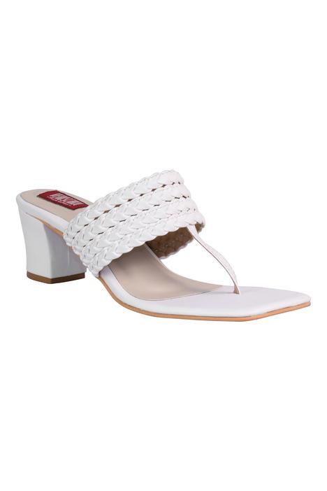 Santorini Block Heel Sandals