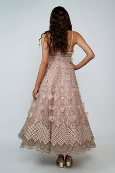 Reese Flared Gown
