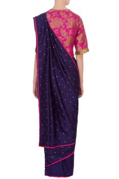 Silk Brocade Saree