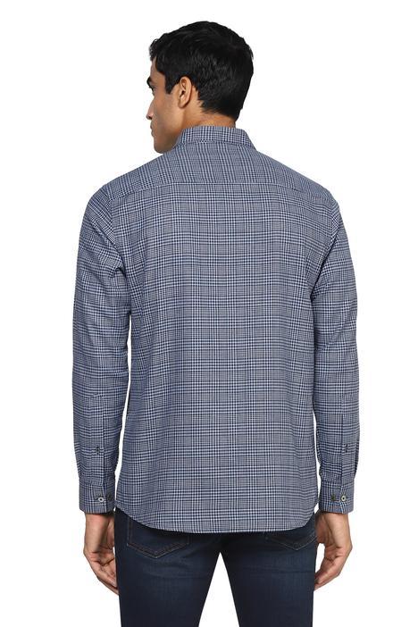 Checkered Slim-Fit Shirt