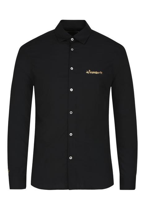 Cotton Slim-Fit Shirt