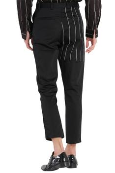 Trouser pant with stripe detail