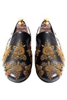 Handcrafted Embroidered Loafers