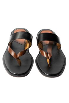Handcrafted Strap Sandals