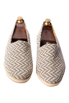 Handcrafted Rug Loafers