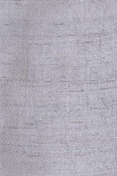 Paneled raw silk bundi