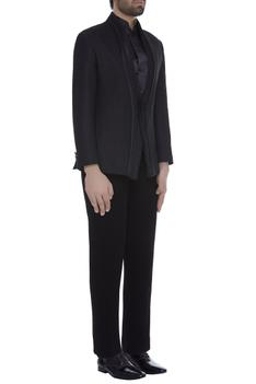 Blazer jacket with trouser
