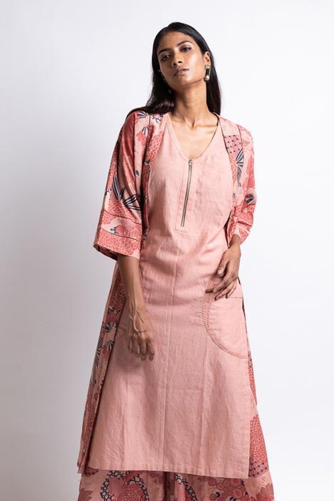Handwoven Silk Cotton Jacket