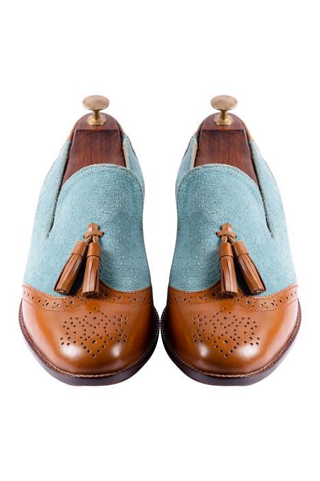 Brogue Tassel Loafers