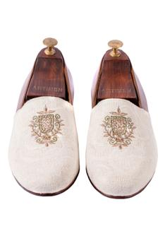 Handcrafted Embroidered Espadrilles