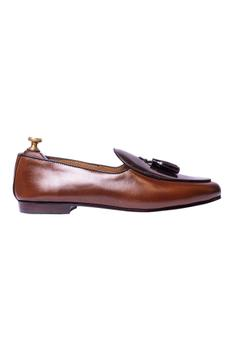 Handcrafted Tassel Loafers