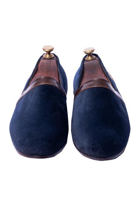 Handcrafted Velvet Espadrilles