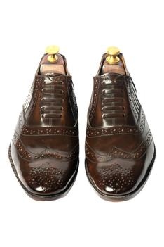 Handcrafted Brogue Shoes