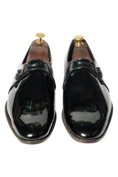 Handcrafted Single Monk Shoes