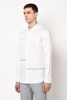 Cotton Slim Fit Shirt