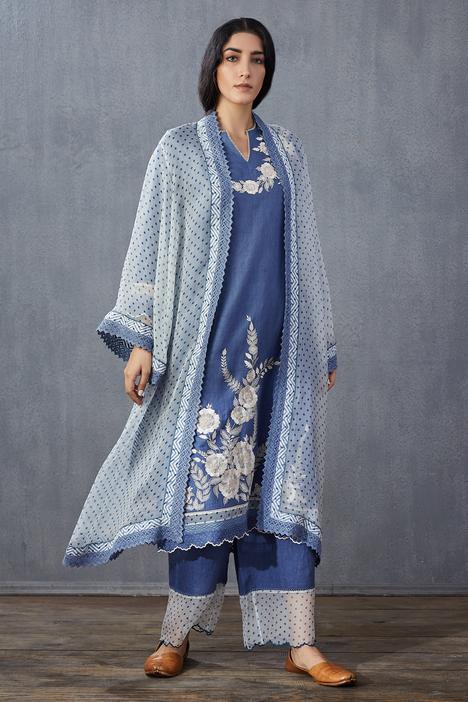 Silk Organza Jacket