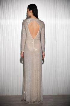 Stone Embellished Gown