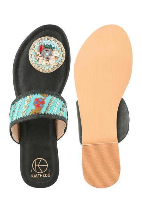 Banjaaran Kolhapuri Sandals