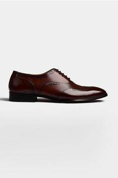Hand Painted Brogue Oxfords