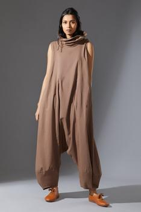 Cotton Jumpsuit