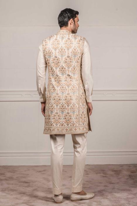 Embroidered Sherwani & Kurta Set