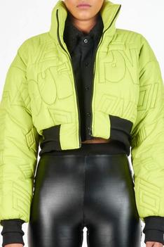 Quilted Puffer Oversize Jacket