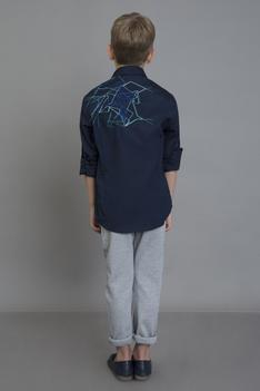 Embroidered Shirt