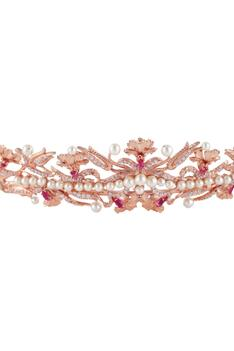 Floral Stone Hairband