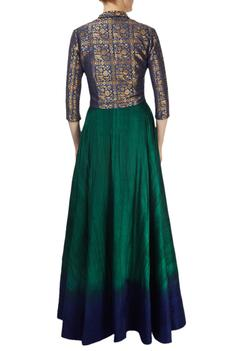 Embellished Kurta with Jacket