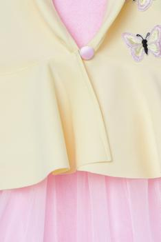 Ball Gown with Jacket