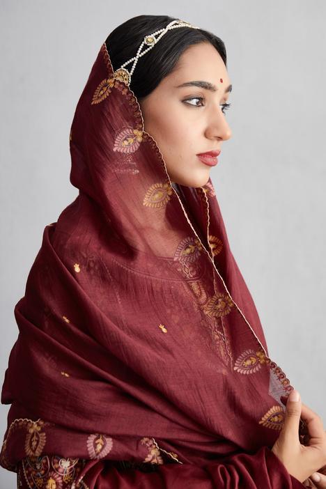 Sanobar Sufiya Kurta Set