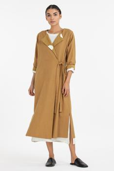 Dress with Reversible Jacket