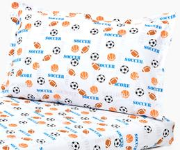 Single Printed Bedsheet with Pillow Cover