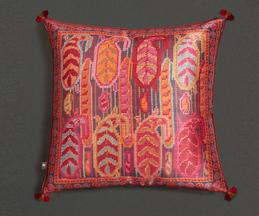 Mysore Silk Cushion Cover with Filler