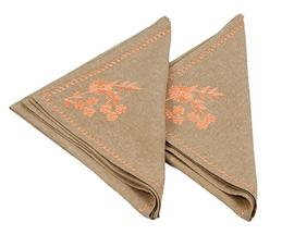 Embroidered Napkin (Set of 6)