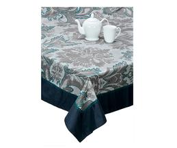 Perenne Design Printed Table Cloth (Fits 6-8 Seater Table)
