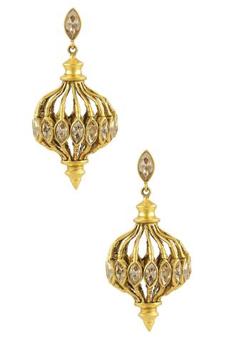 Nida Mahmood Jaali Earrings