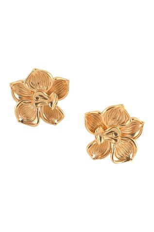 Opalina Soulful Jewellery Handcrafted Fiore Floral Studs