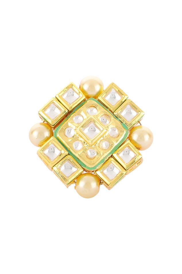 Aakarsha by Ajay Kundan Square Ring