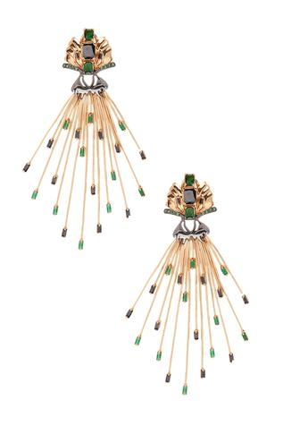 Sylphina Gush Statement Earrings