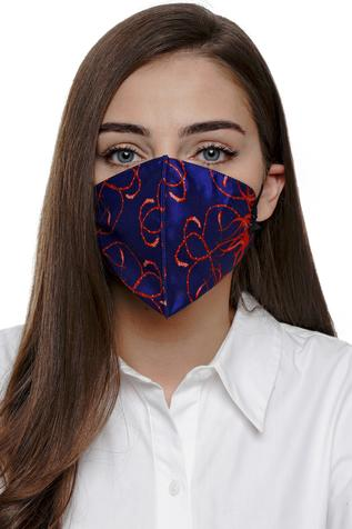 Octopus Print Mask (Single Pc)