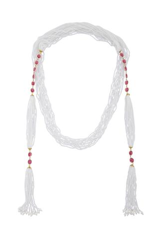 Bead Wrap Around Necklace