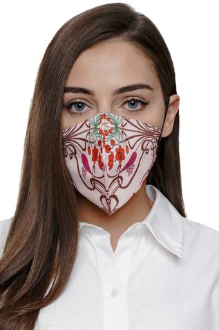 Primrose Print Mask (Single Pc)